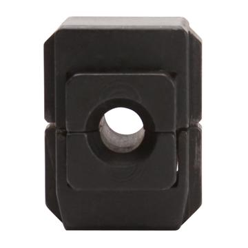 Set of dies for pre-rounding of ratchet-shape conductors НМ-300 С
