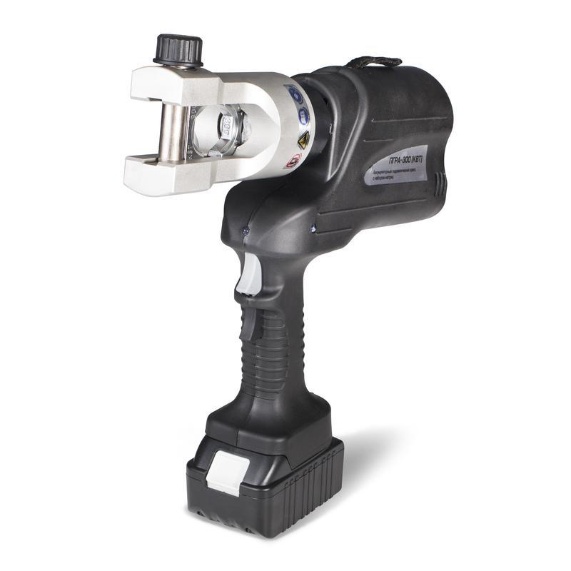 300 mm² 360° Rotating Head High Quality 16T Hydraulic Crimper Tool Kit 10 mm²