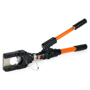 Hand-operated hydraulic cutter for cables and solid materials НГР-65