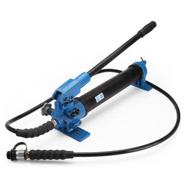 Hand-operated hydraulic pump ПМР-7010