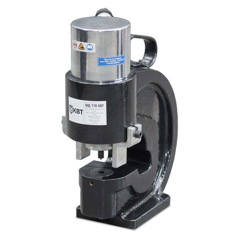 Пресс для перфорации шин (шинодыр) ШД-110 (КВТ)