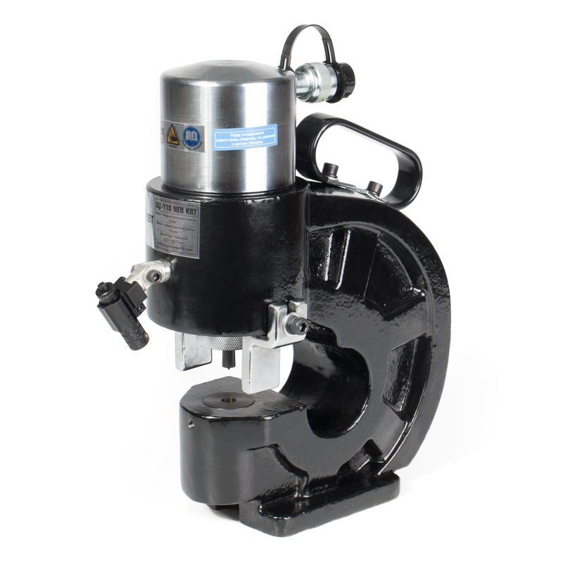 Пресс для перфорации шин (шинодыр) ШД-110 NEO (КВТ)