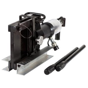 Автономный пресс для гибки шин (шиногиб) ШГ-150А (КВТ)