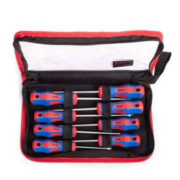 "Set of 8 screwdrivers ""Master"" series"