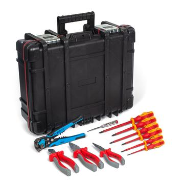 Electrician's tool set KETER-01