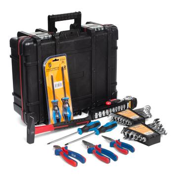 "Tool set KETER-03 ""On the road"""