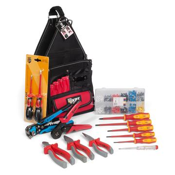 Switchboard mounter's tool set НИЭ-08