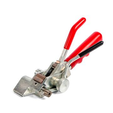 Инструмент для натяжения стальной ленты на опорах ИНТу-20 (КВТ)