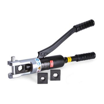 Hydraulic hand-operated press for crimping of terminals and ferrules ПГРс-150 СИП