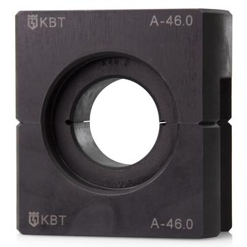 Round hex dies for crimper with output 100 Tons