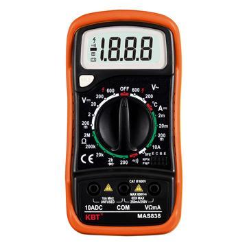 Мультиметр цифровой MAS838 (КВТ)