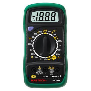 Мультиметр цифровой MAS838 (Mastech)