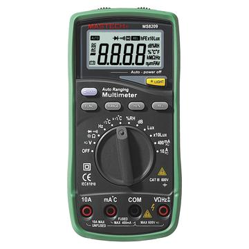 Мультиметр цифровой MS8209 (Mastech)