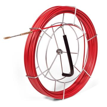 FGP-3.5-MK red cable pulling system in metal reel